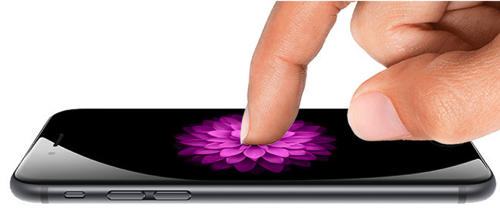 iPhone6sはForceTouch(感圧タッチ)機能を搭載か