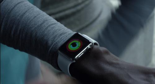 Apple、Apple WATCHのCMを三種類公開。