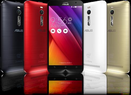 ASUS、Zen Fone2を発表。メモリ4GB!