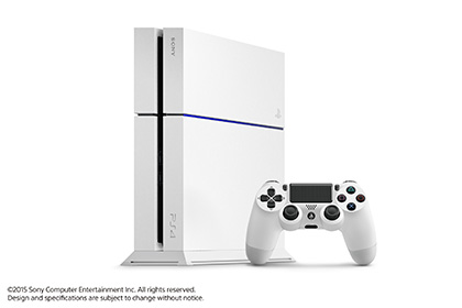 SCE、新型PS4を発表。価格は変わらず。