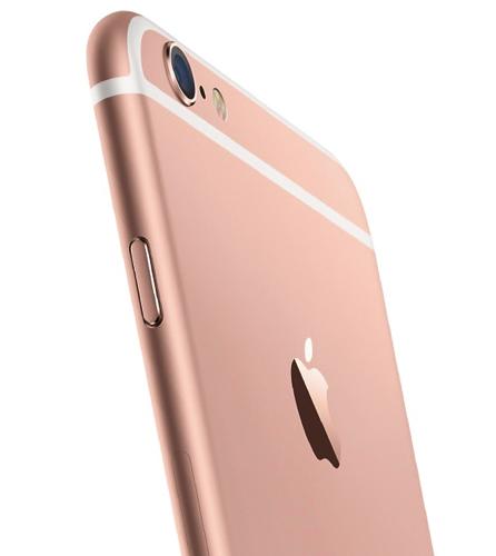 次期iPhoneの新色は「ローズゴールド」か